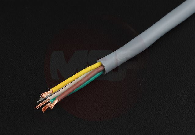 Intercom cable CT18 multiconductors suitable for intercom installations and control in general.
